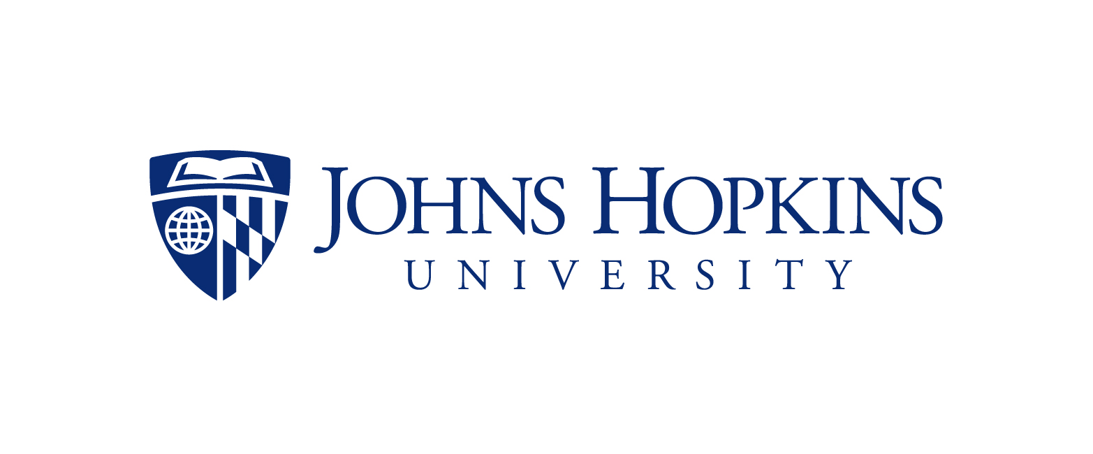 JHU University Logo - Horizontal