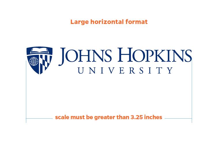 Scaling the Large Horizontal Logo