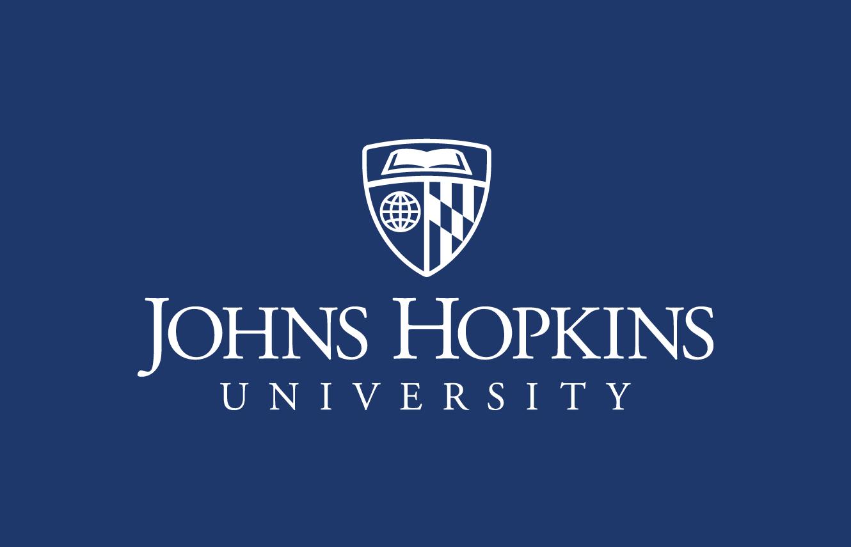University Logo Small Vertical White