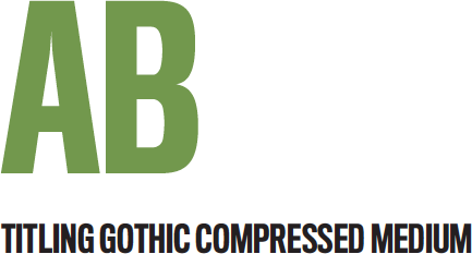 Titling Gothic